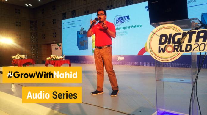 Grow With Nahid - Audio Series