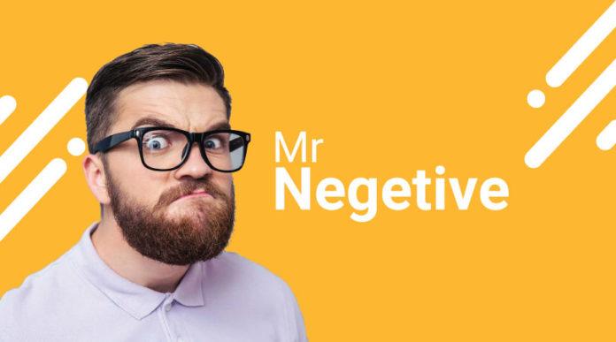 Mr. Negetive